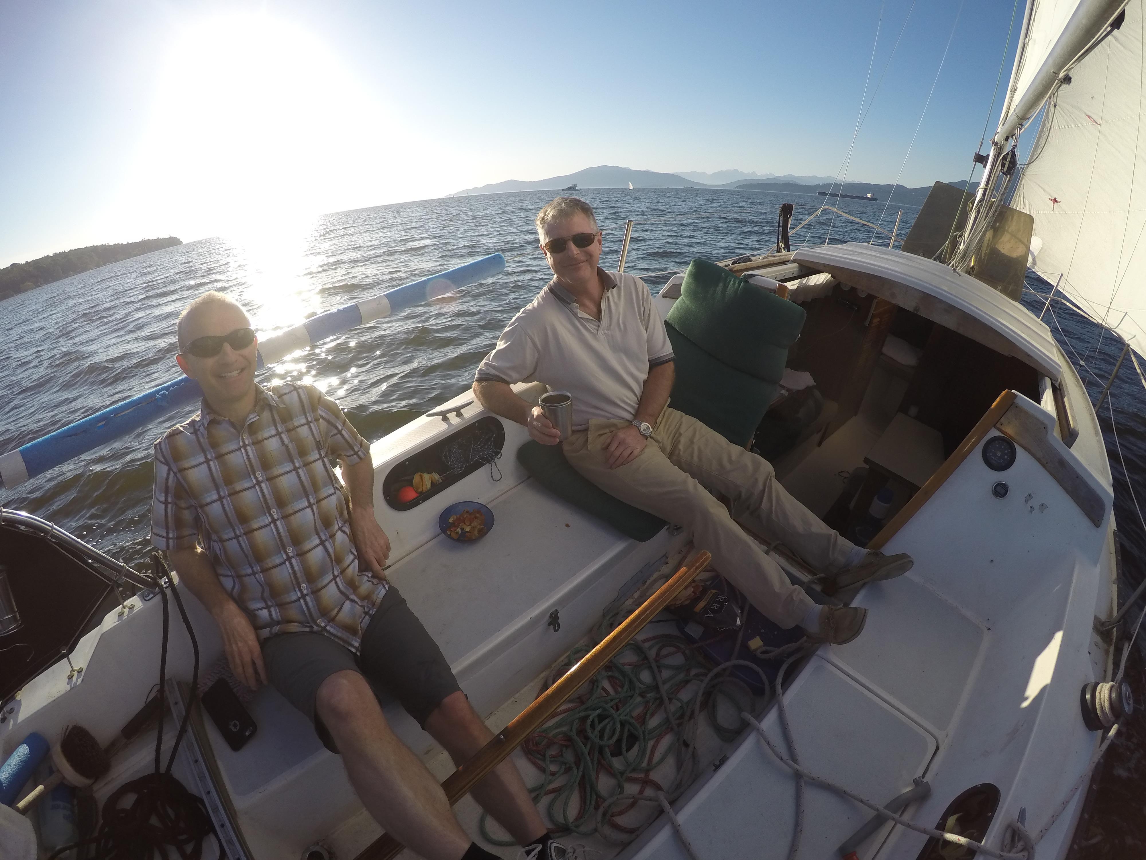 catalina 27, sailing