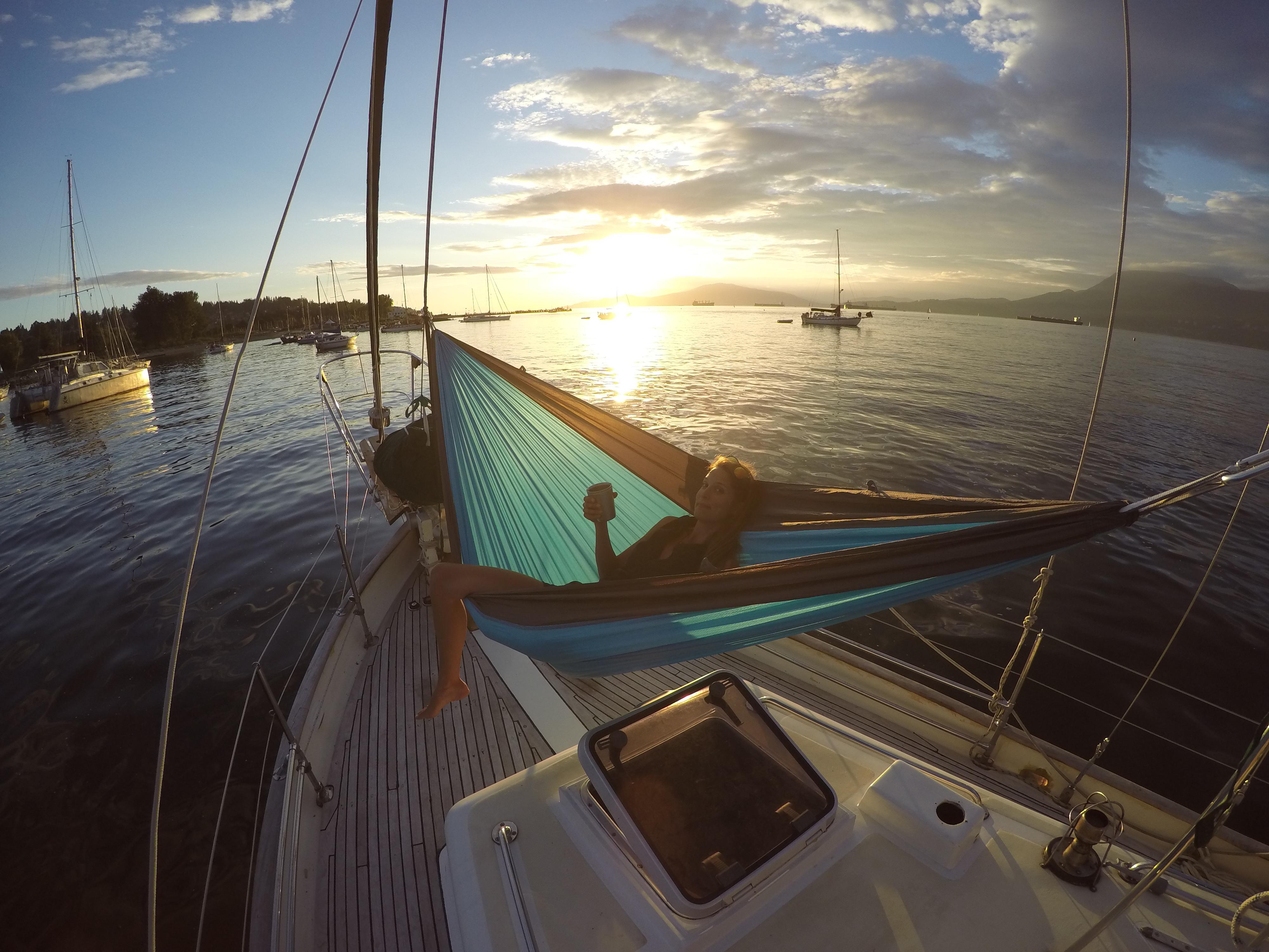 sailing union 36 vancouver folk festival